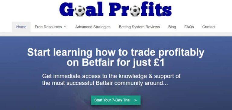 goal profits add