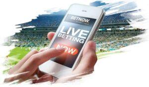 live prematch betting