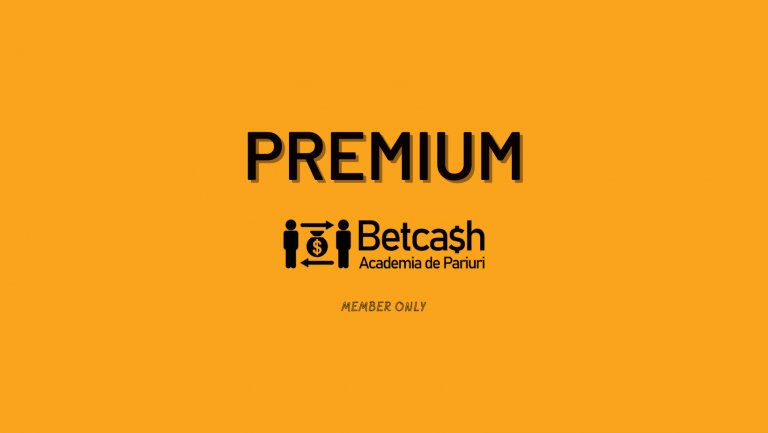 Betcash Premium – pariuri profesioniste