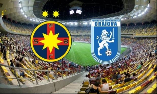 """FCSB vs """"U"""" Craiova – pontul zilei 4 aprilie 2021"""