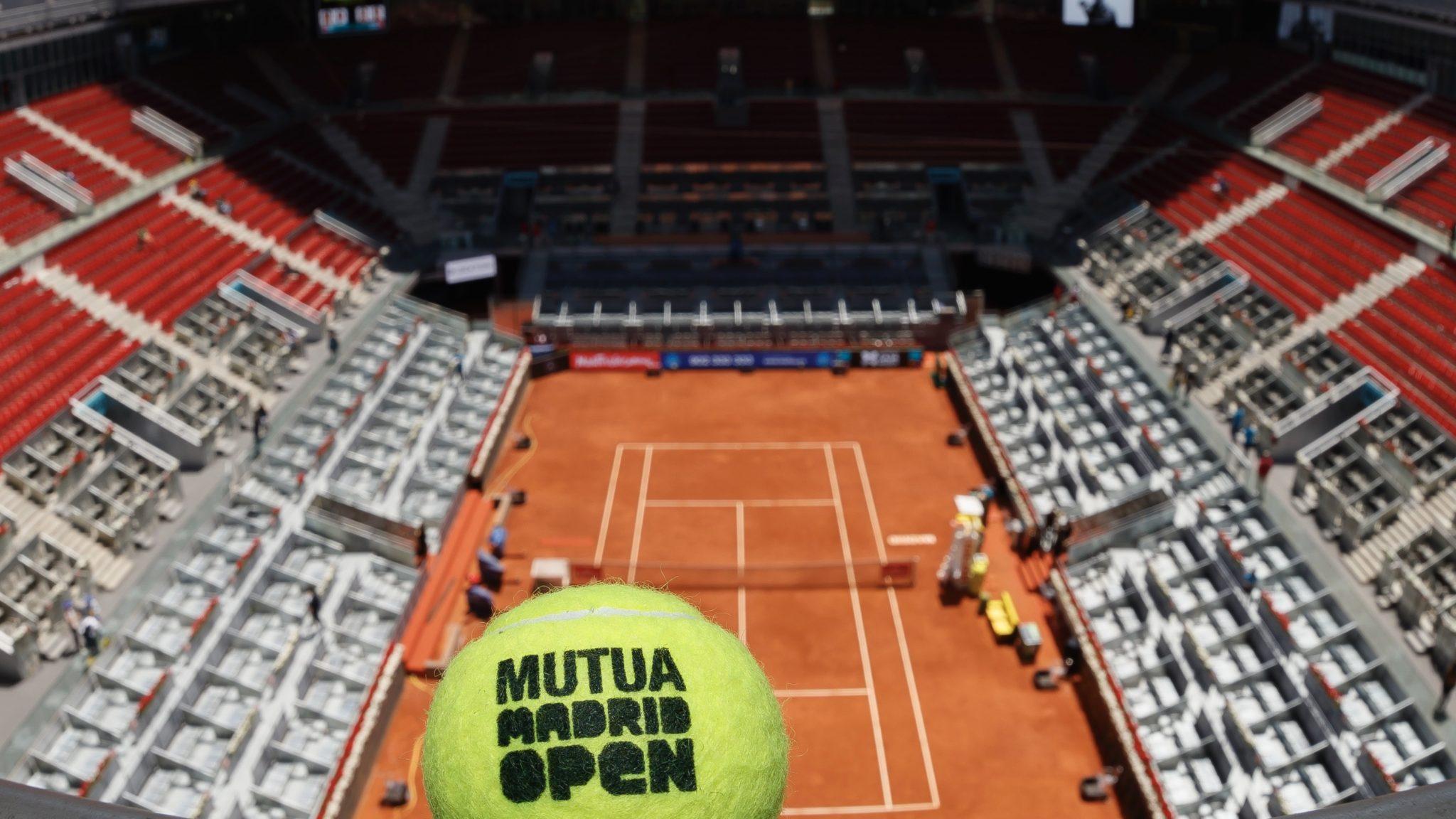 Turneul ATP de la Madrid 2021