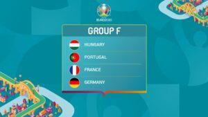Euro 2020: Grupa F